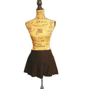 Wet Seal black skirt